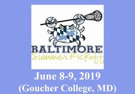 BALTIMORE SUMMER KICKOFF SESSION 1, BROOKLANDVILLE/BALTIMORE, MD, JUNE 8 & 9, 2019 HOTEL ACCOMMODATIONS