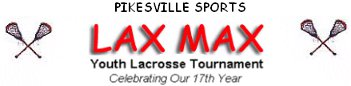 LAX MAX 19TH ANNUAL BOYS AND GIRLS LACROSSE TOURNAMENT WESTMINSTER, MARYLAND, JUNE 7-9, 2013, HOTEL ACCOMMODATIONS