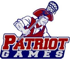 PATRIOT GAMES 13TH ANNUAL LACROSSE TOURNAMENT, ASTON, PA, JULY 11-12, 2020