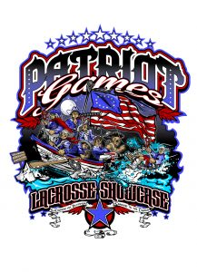 PATRIOT GAMES 11TH ANNUAL LACROSSE TOURNAMENT, JULY 14-15, 2018, ASTON, PA